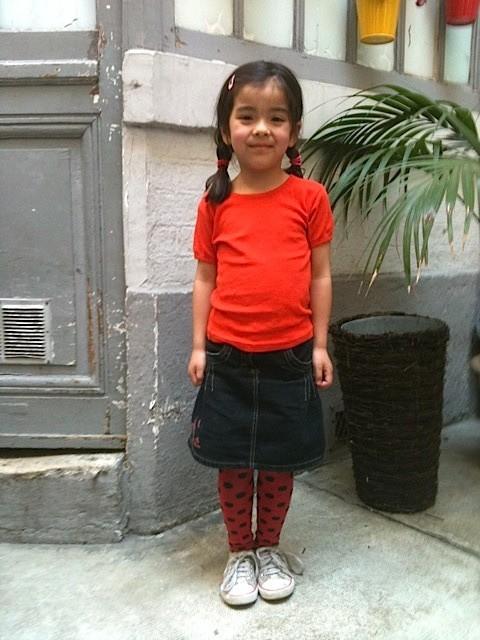 MIYUちゃん4歳