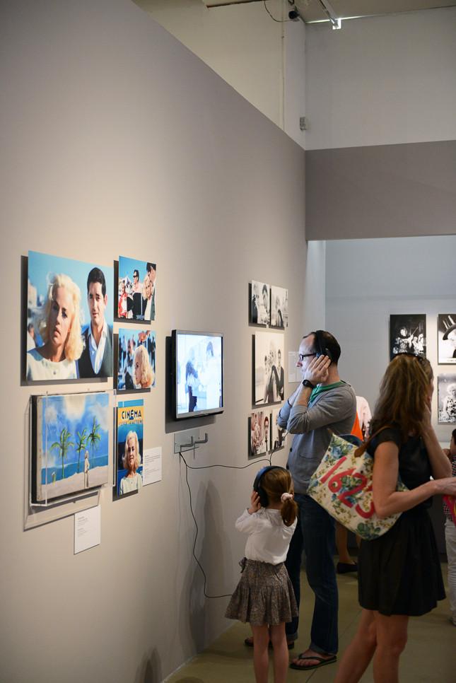 1961年の[LOLA]もNANTES時代の作品。親子連れもとても多い展覧会です。