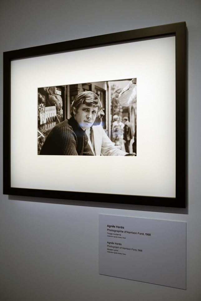 アニエス・ヴァルダの写真やフィルムも興味深い。