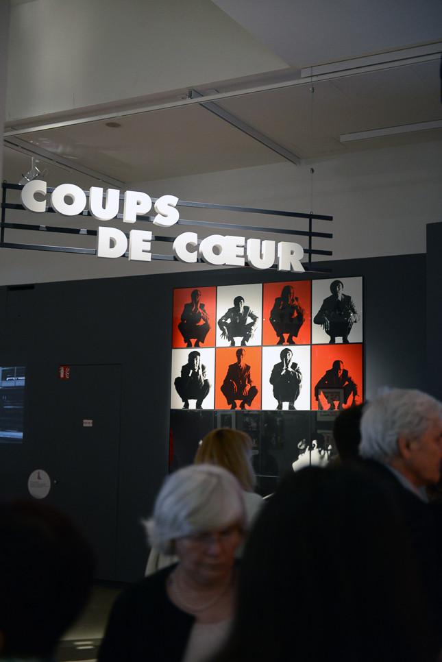 次の部屋は〈COUPS DE CŒUR〉