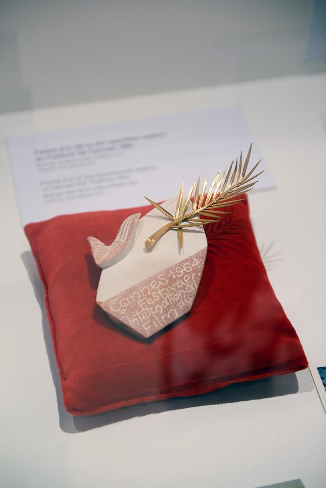 カンヌ国際映画祭パルム・ドールを受賞。