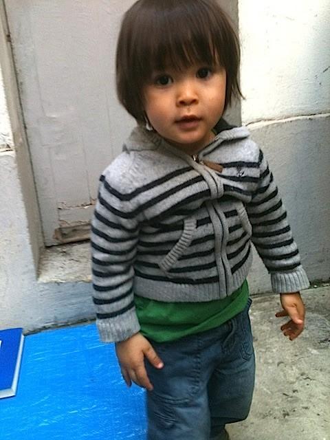 ALIONくん1.5歳