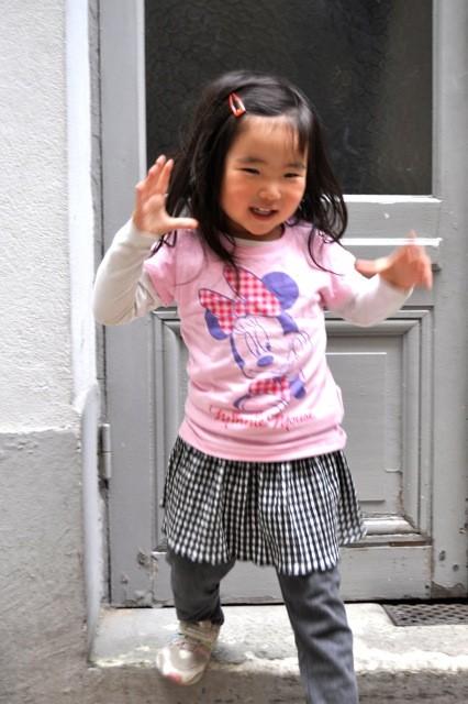 SHINOちゃん3歳