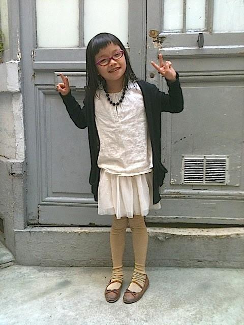 KOMOMOちゃん8歳