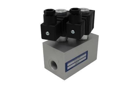 Hydrauliksteuerblöcke auch in kleinen Stückzahlen - Kundenspezifische Lösungen