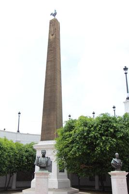 casco viejo plaza de francia