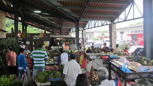 marché local el valle de anton