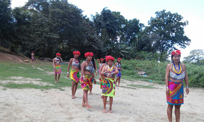 A la rencontre de la communauté indigène des Emberas