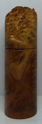 Pfeffermühle Goldfield Maser  ca. 18,5 cm
