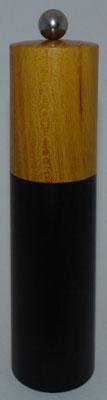 Pfeffermühle Ebenholz / Osage Orange ca. 18,5 cm