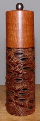 Pfeffermühle Banksia Zapfen / Australische Eiche ca. 18,5 cm