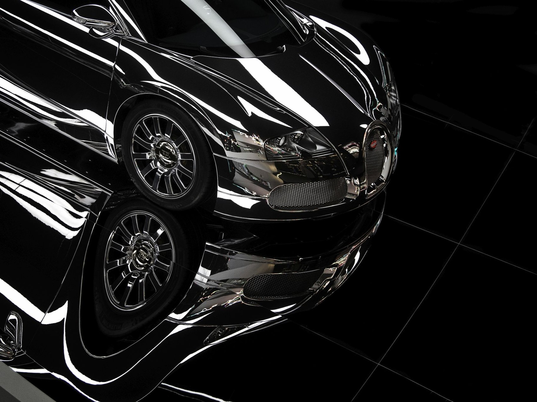 Bugatti Veyron, Autostadt Wolfsburg