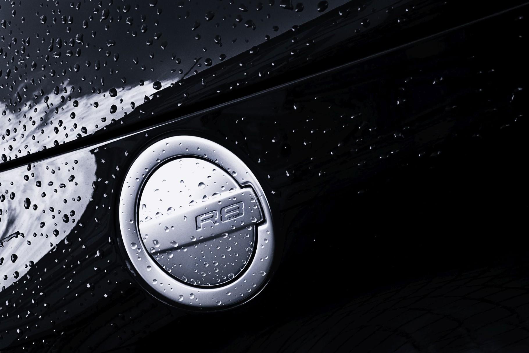 Audi R8 - Tankdeckel