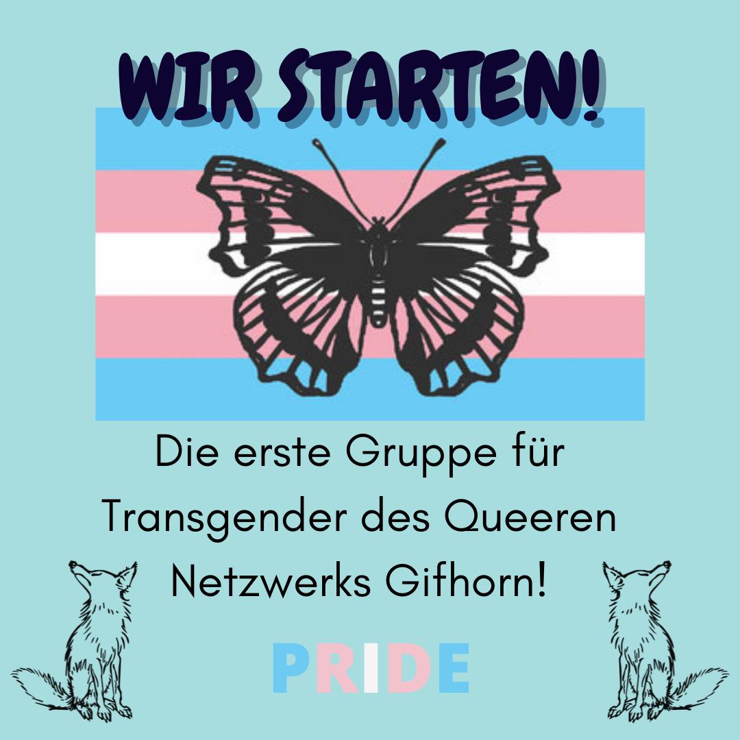 Start der ersten Trans*-Jugendgruppe in Gifhorn!