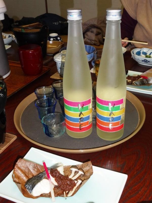 建部雄町で醸した熊屋酒造の「HARE」