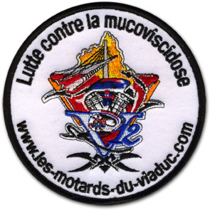 motards du viaduc