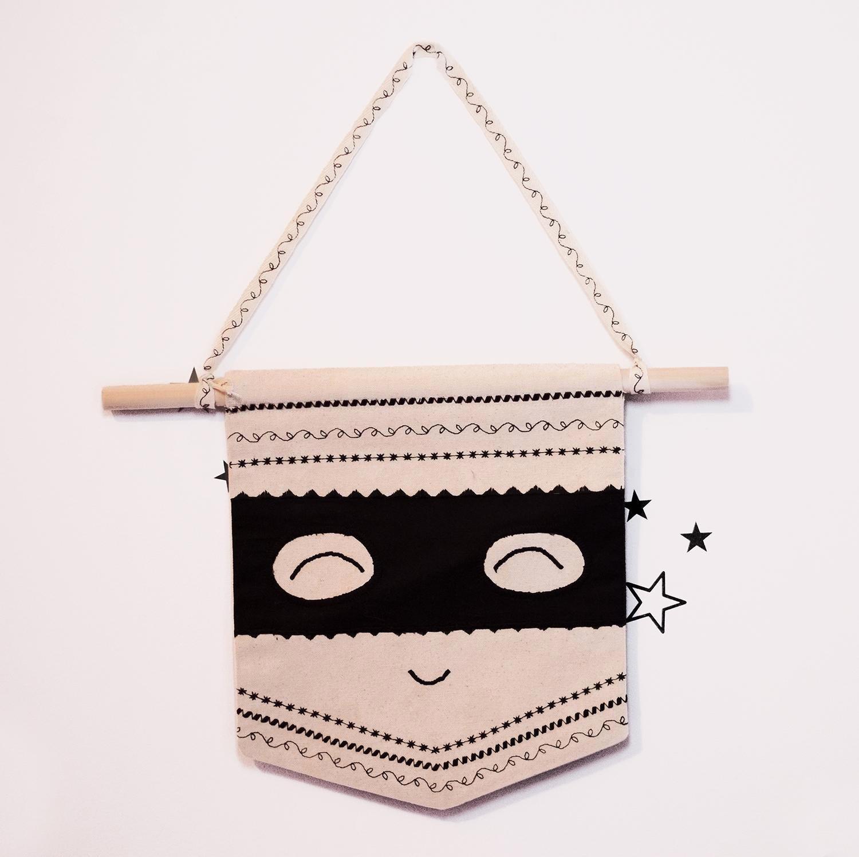 Fanion décoratif par Mon Super Doudou