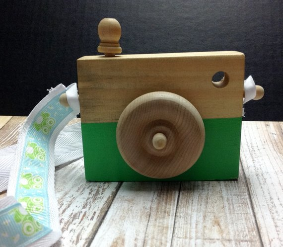 Jouets en bois par Nancy Imagine