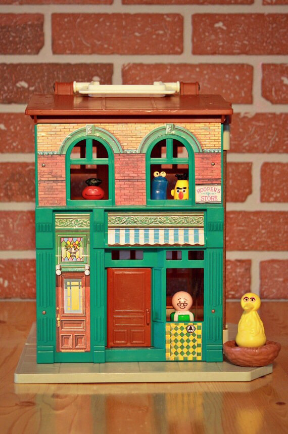 Maison Sesame Street