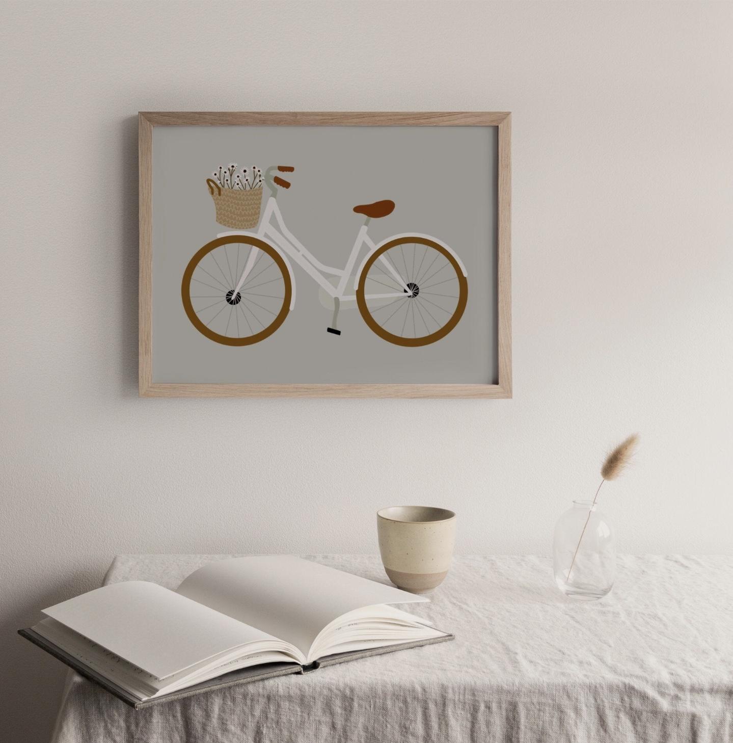 Bicyclette collection d'été
