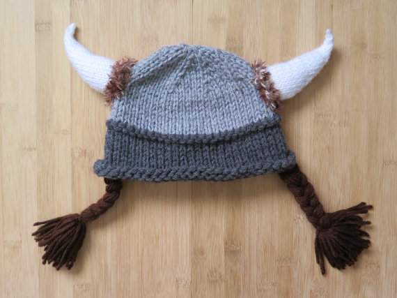 Tuque de Viking