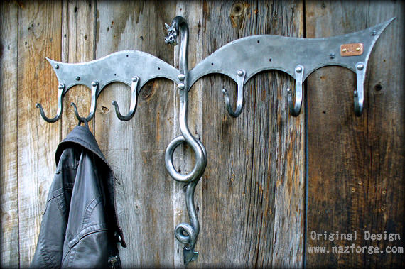 Dragon Coat Rack