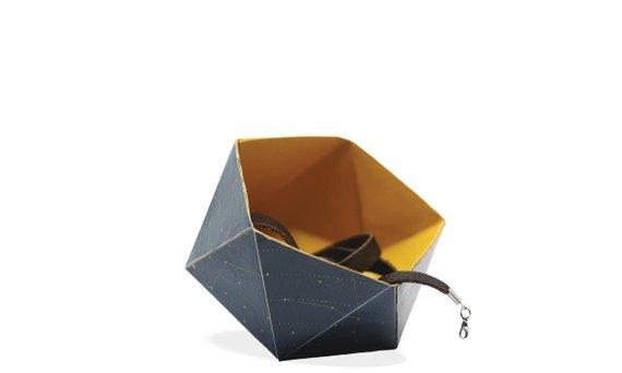 Vide-poche origami - Cliquez sur la photo pour plus d'informations