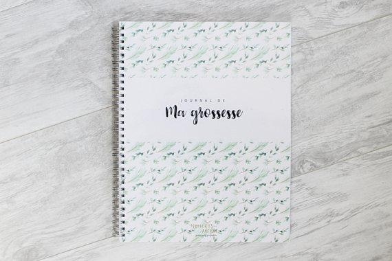 Journal de grossesse, par Momentsancres, 44 $