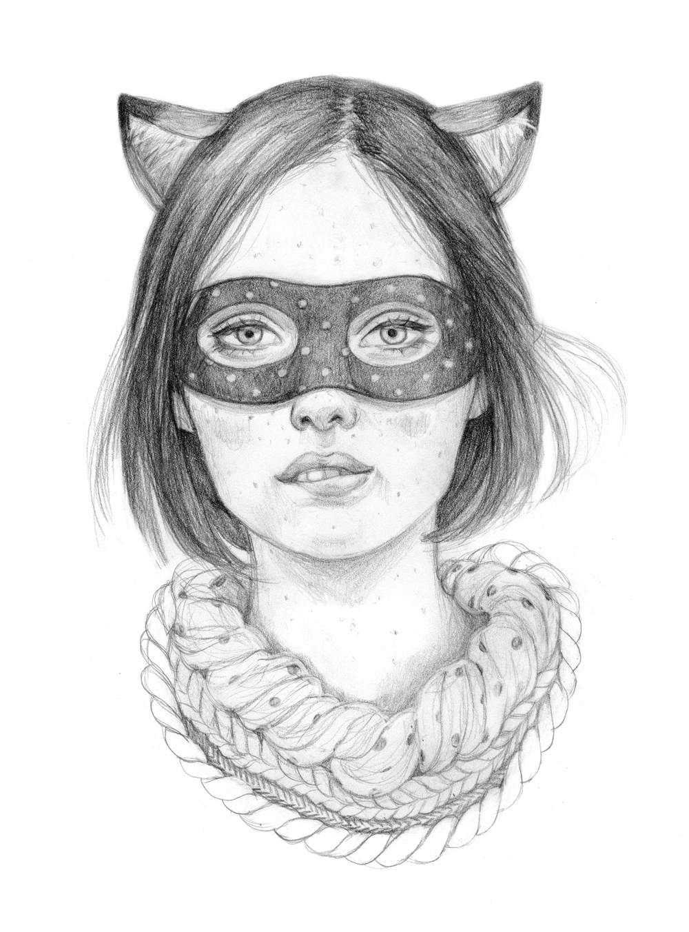 Petit renard par Edith Lebeau
