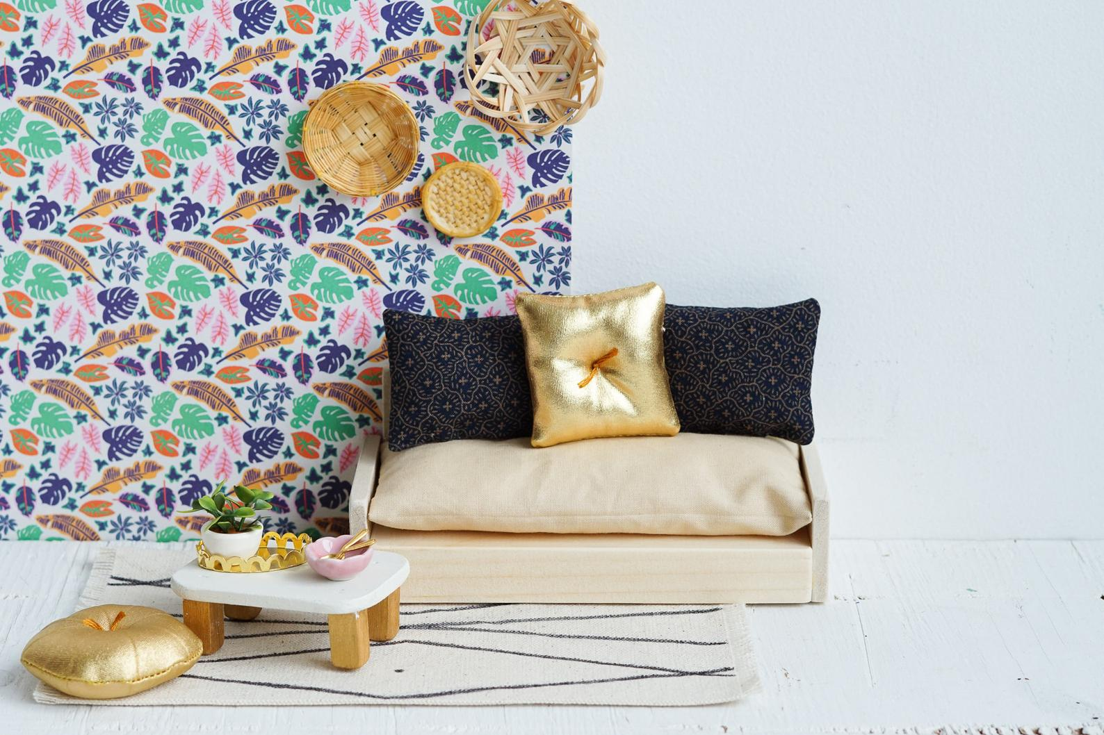 Sofa & living room