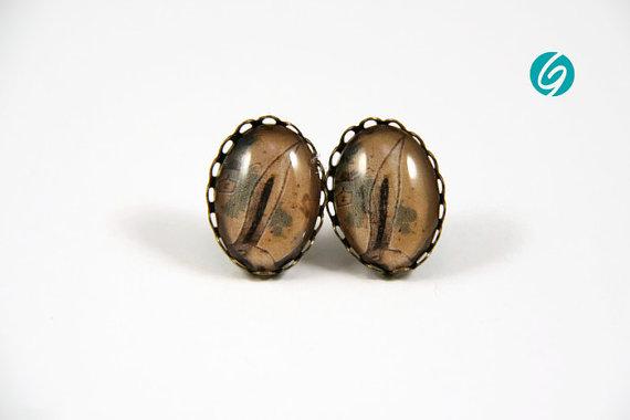 Boucles d'oreilles BAGU