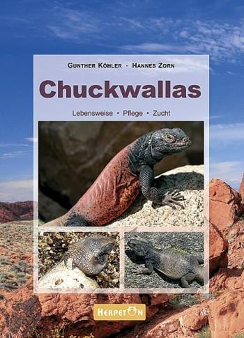 Das Neue Buch über alle 5 Arten der Chuckwallas
