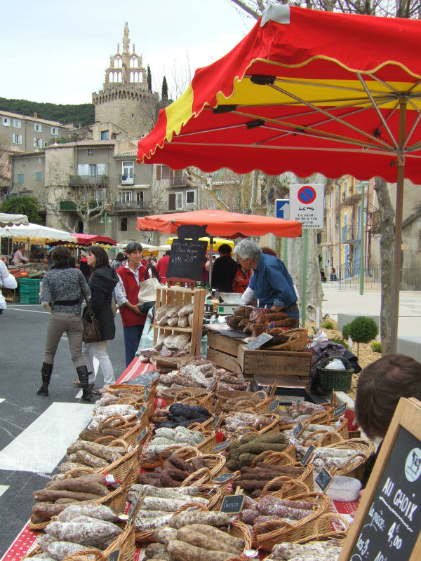 market Drôme