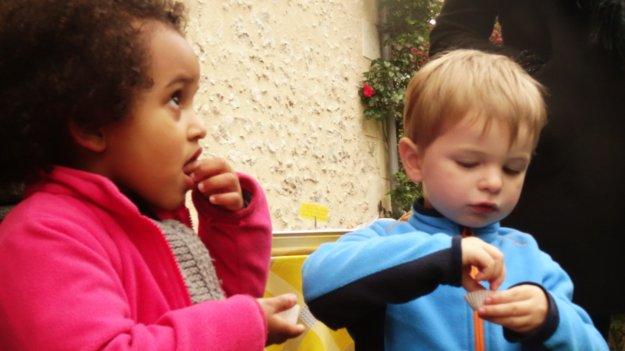 Les enfants adooorrent le mélange des graines et noix activées !
