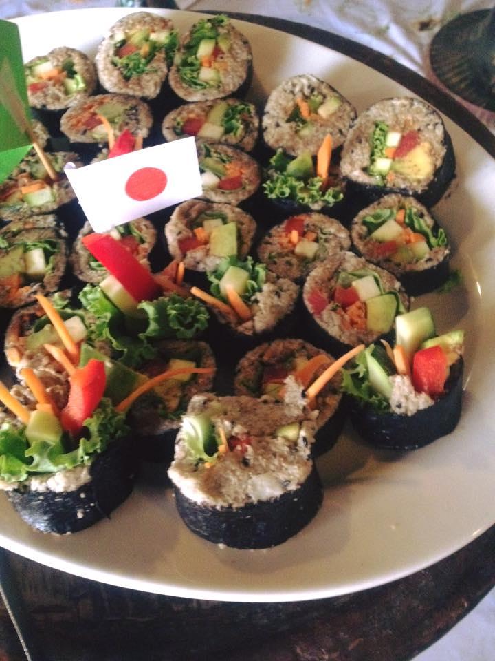 maki-sushi crus !