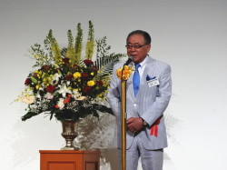 島崎理事長様ご挨拶