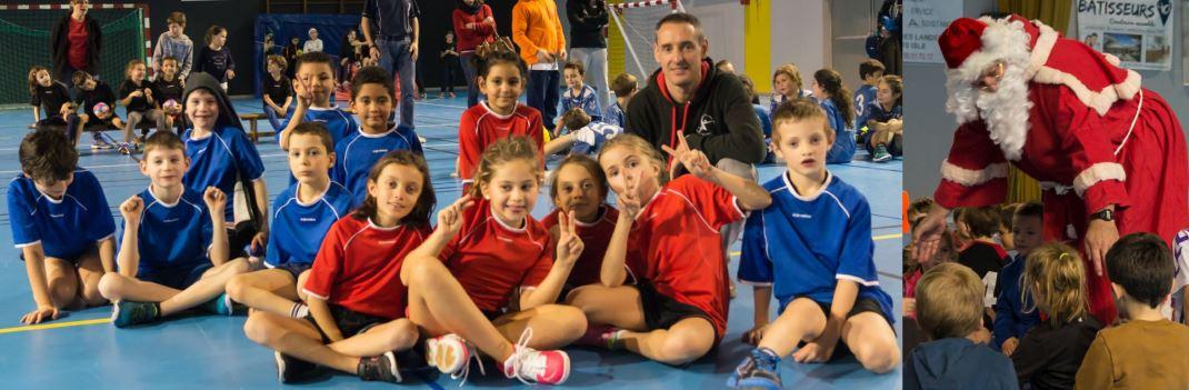 Tournoi de Noël de la JA Isle Handball