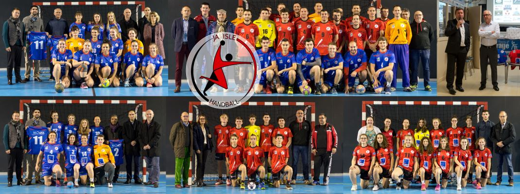 Soirée partenaires de la JA Isle Handball du vendredi 10 novembre 2017