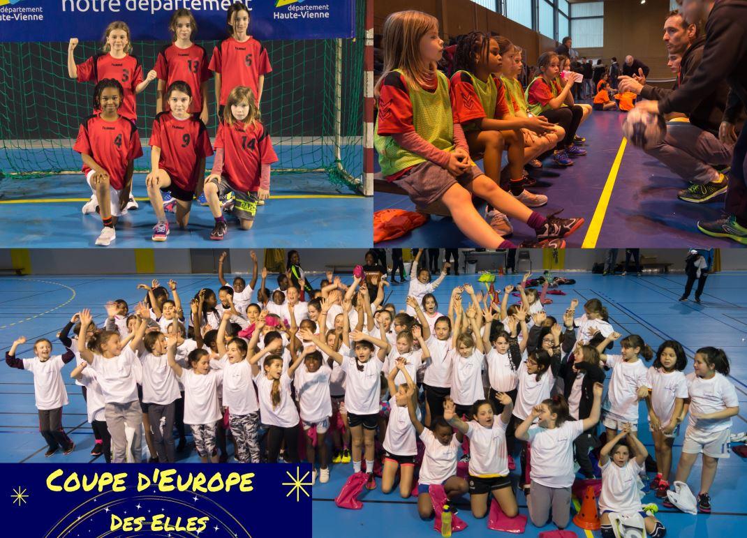 Cliquez pour voir les photos du tournoi des Elles 2018 de la JA Isle Handball