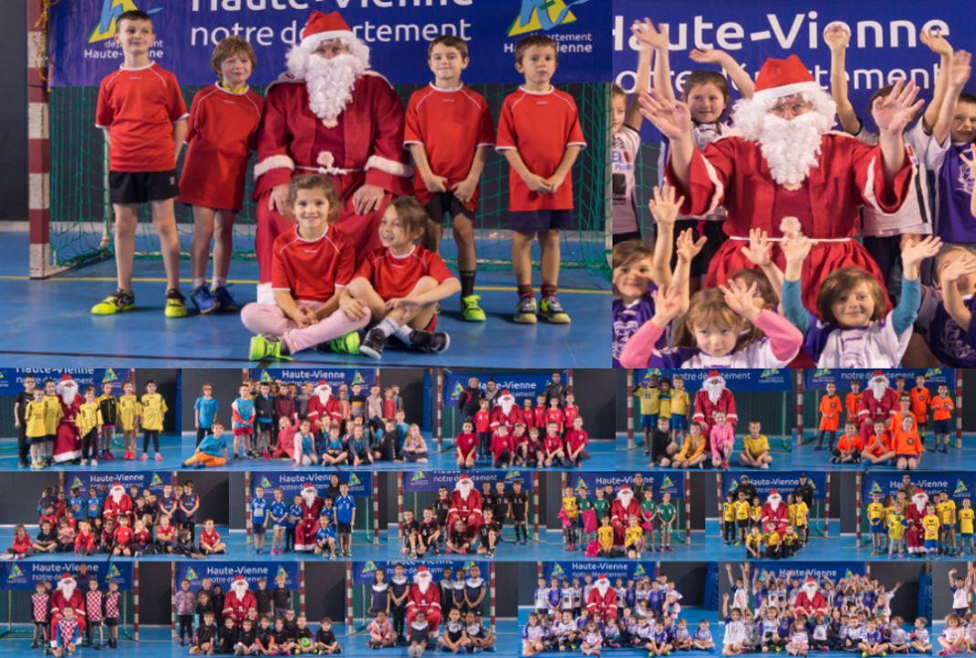 Cliquez pour voir les photos du goûter de Noël 2018 de la JA Isle Handball