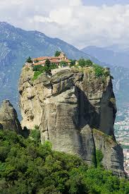 Meteora Kloster Agia Triada