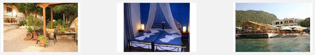 Hotel Stella Agios Georgios auf der Insel Evia