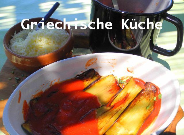 Rezepte und Küchentipps aus der griechischen Küche