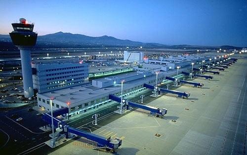 Eleftherios-Venizelos-Flughafen Athen-International Airport