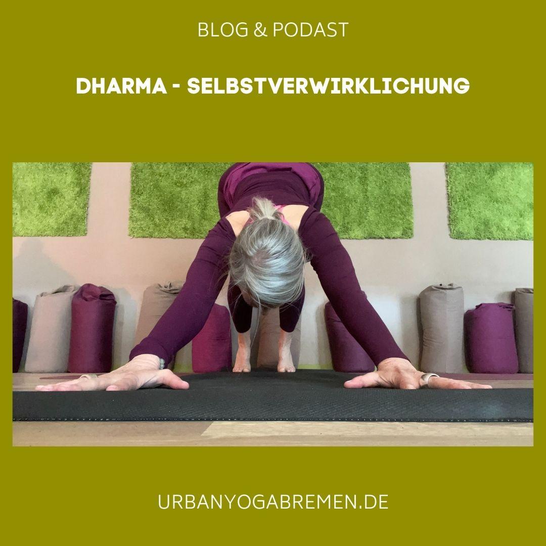 Dharma oder Selbstverwirklichung