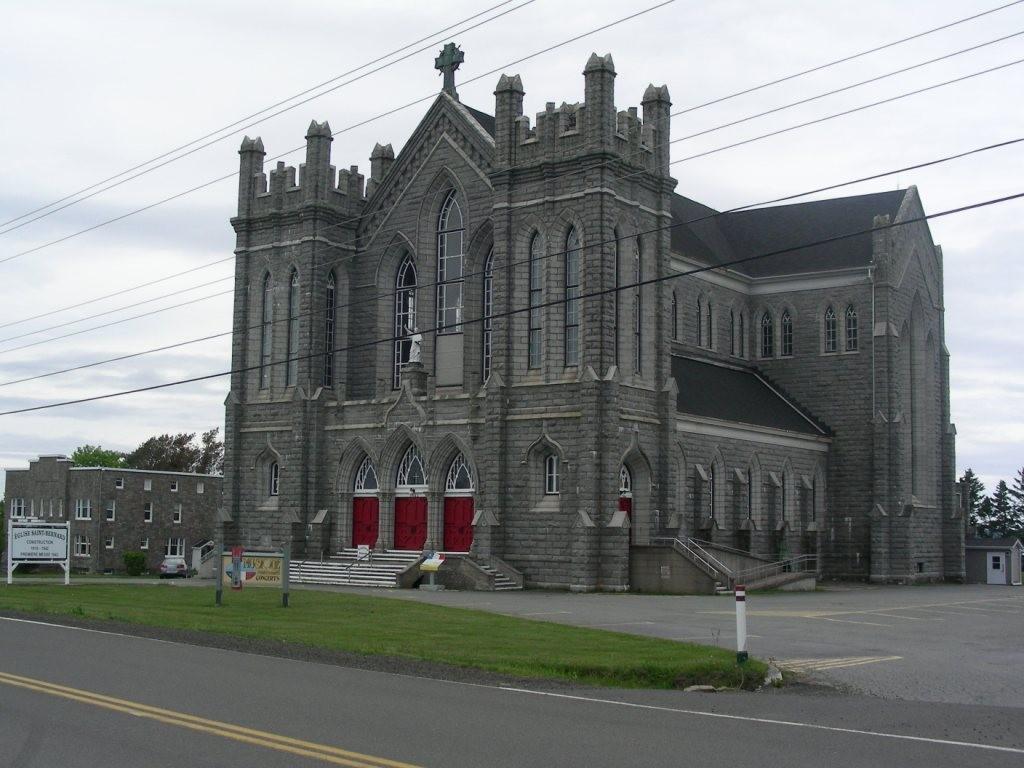 Kirche von St.Bernard
