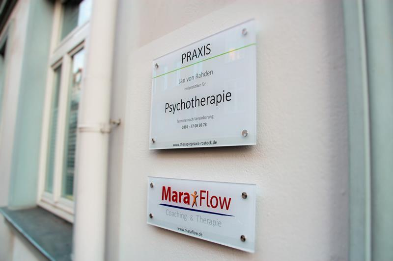 Therapie Praxis Rostock & MaraFlow - Herzlich willkommen