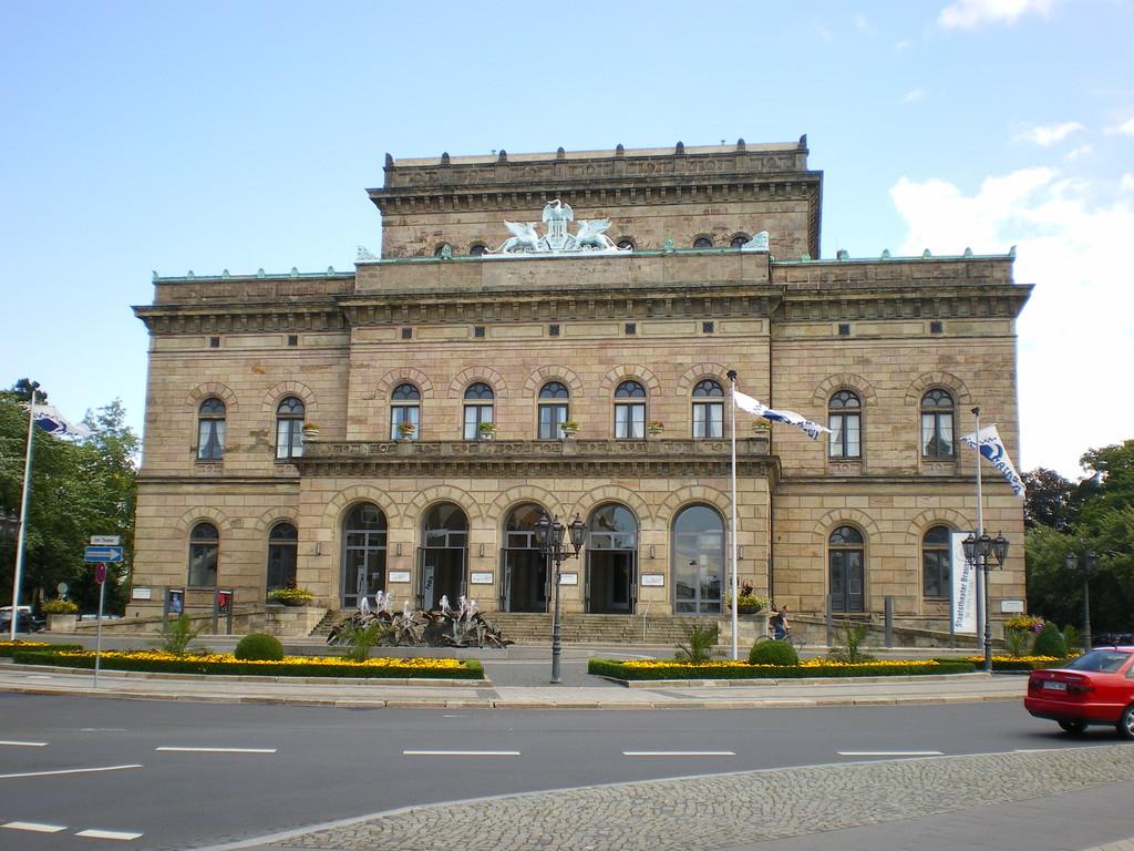 Theater von Braunschweig