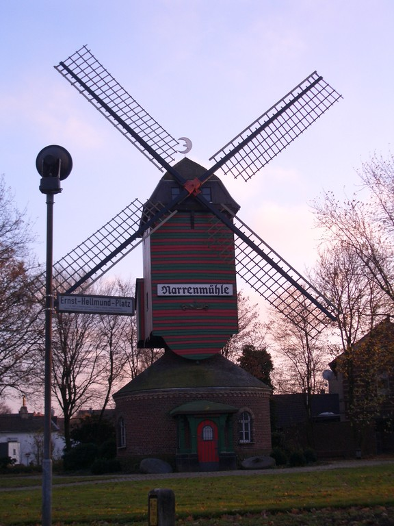 Die Narrenmühle in Viersen- Dülken
