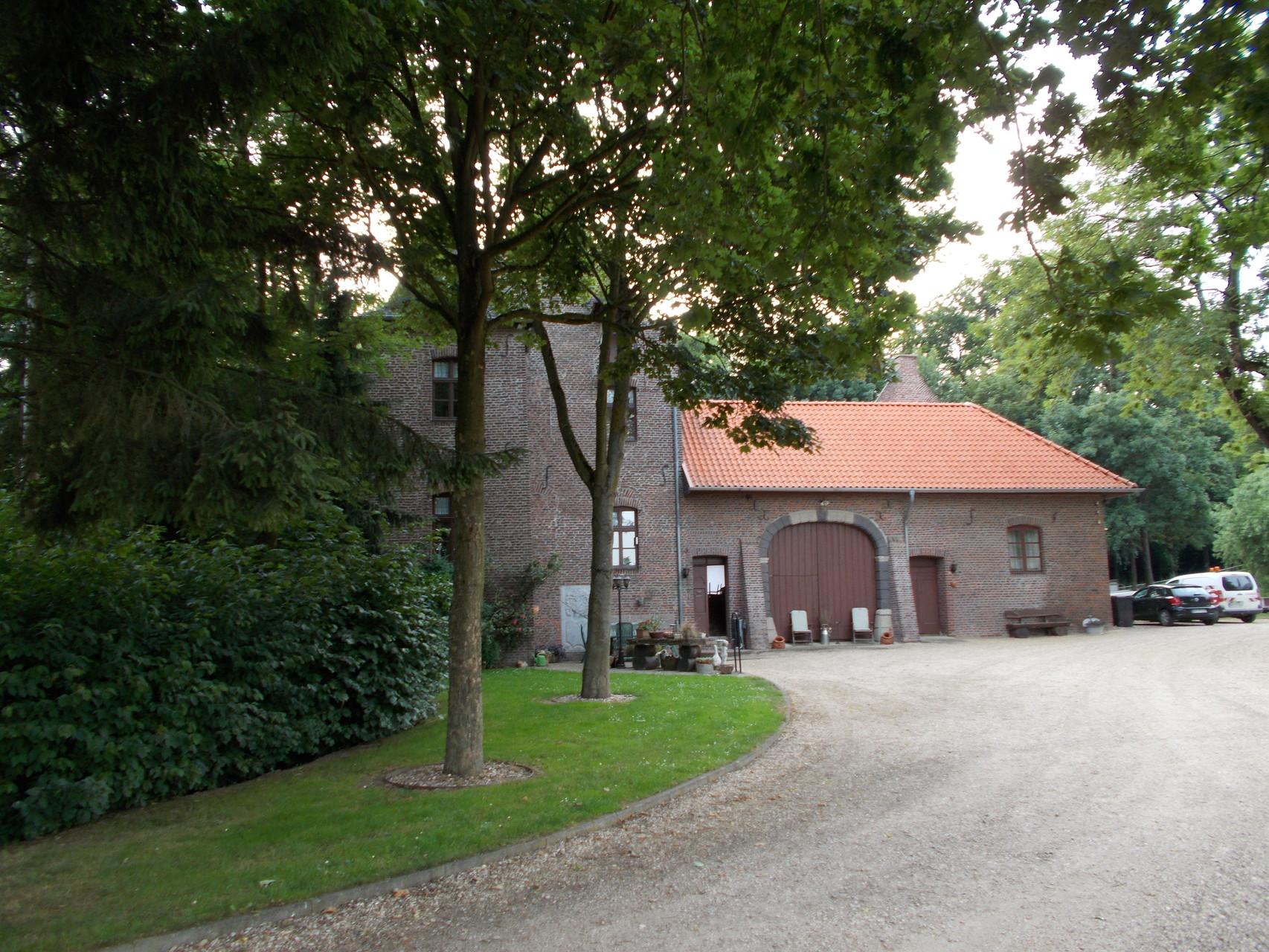 Haus Paland - ehemalige Wasserburg